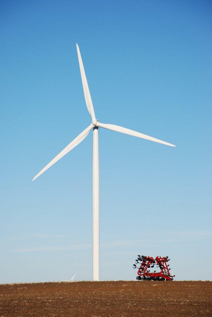 wind machine, windmill, turbine